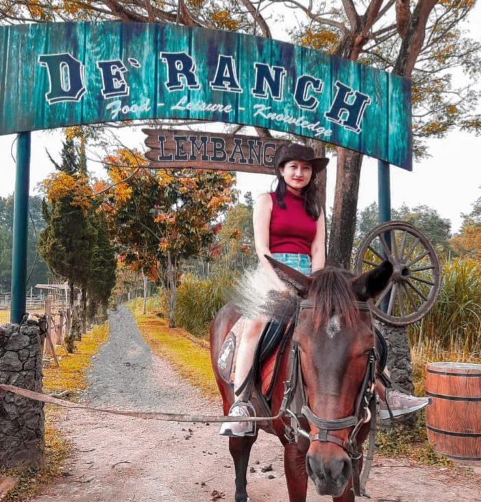tempat wisata di bandung de ranch lembang