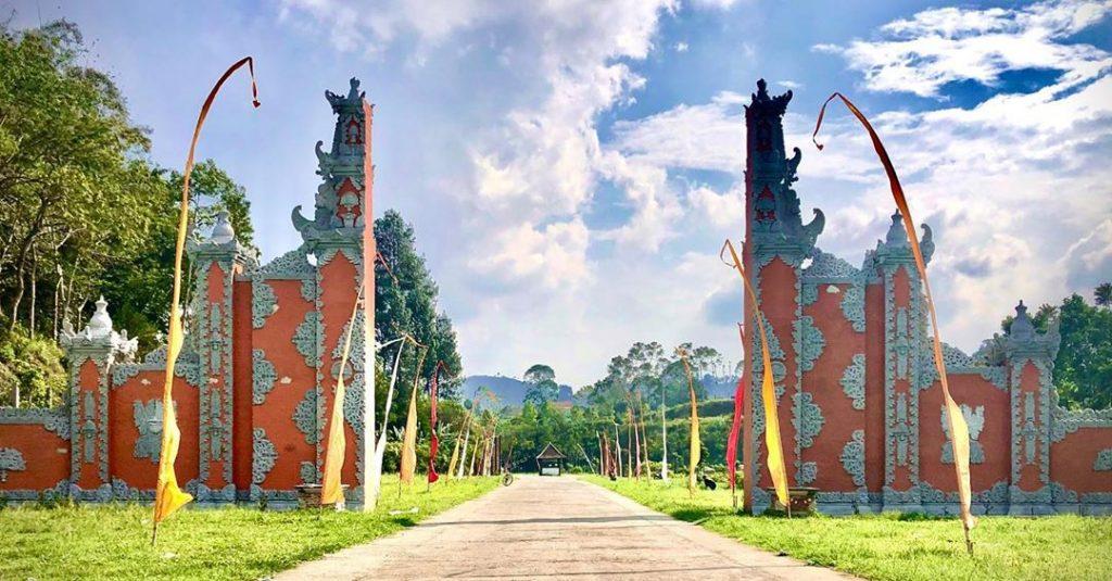 tempat wisata bandung taman lembah dewata lembang