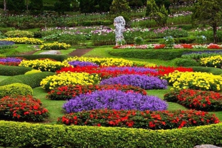 taman bunga cihideung