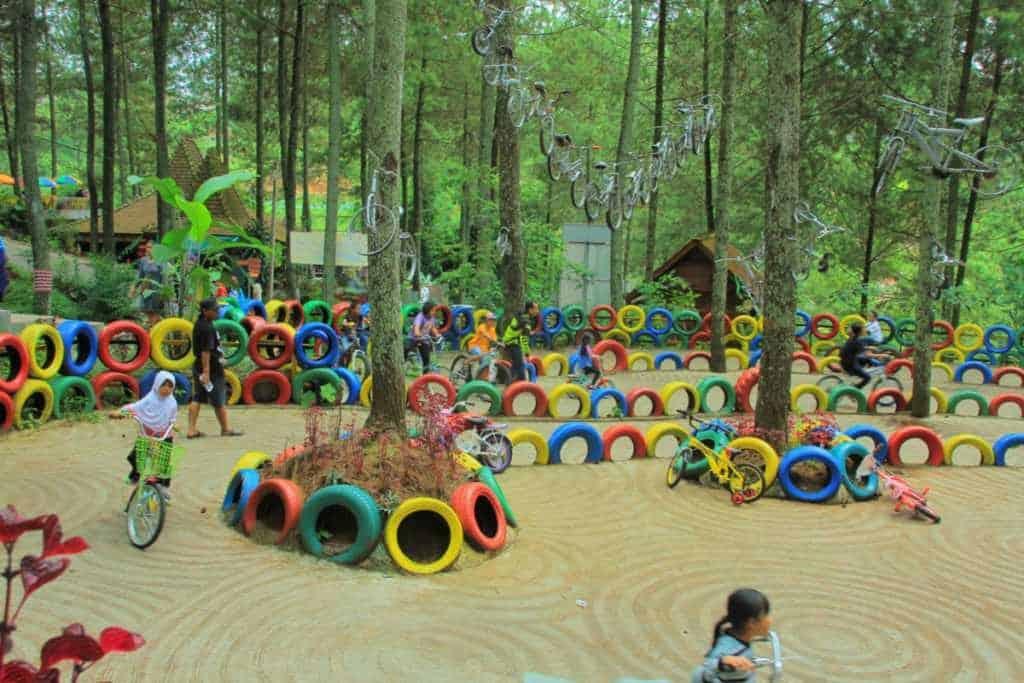 Dago Dream Park Bandung Wahana Terbaru 2020
