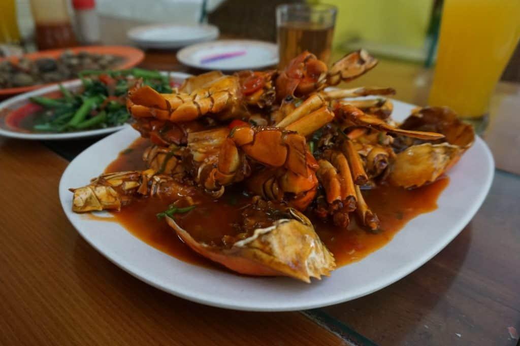 seafood di bandung parid 9 food
