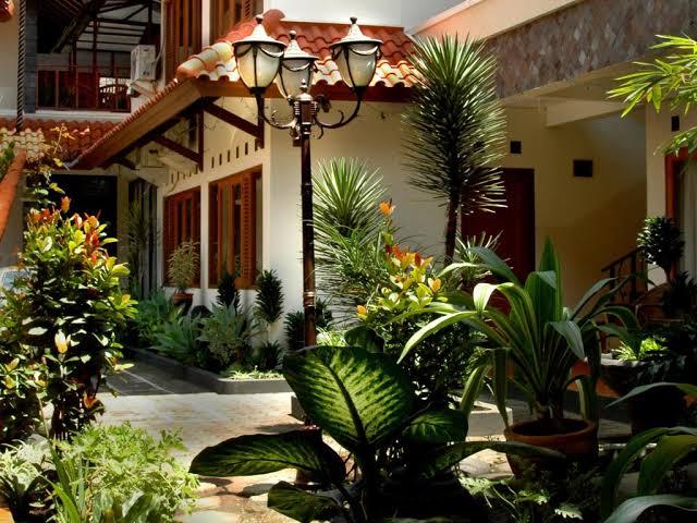 hotel dekat dago tea house
