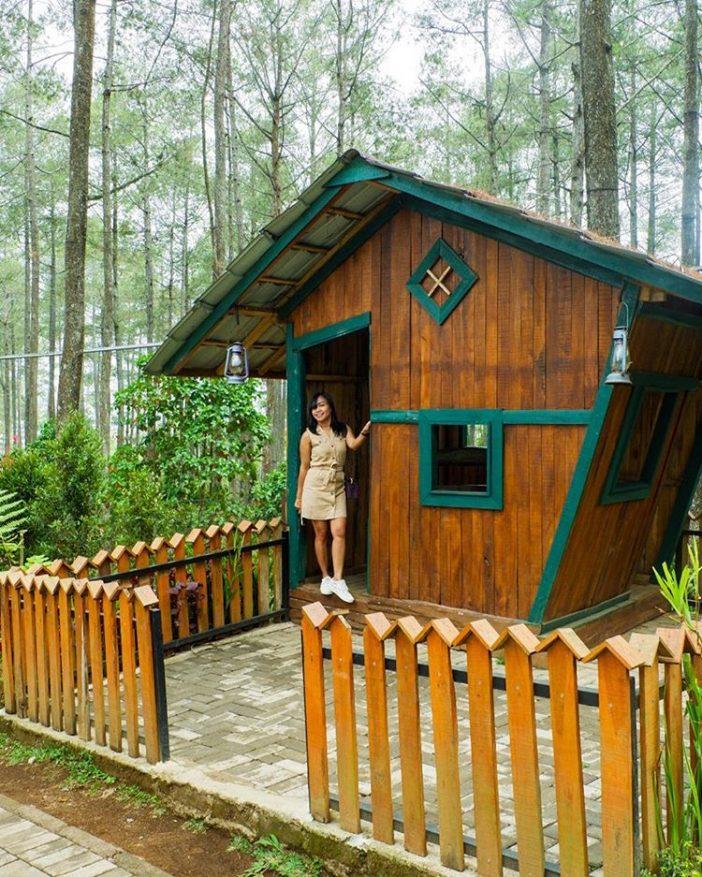 tempat wisata bandung Orchid Forest Cikole Lembang