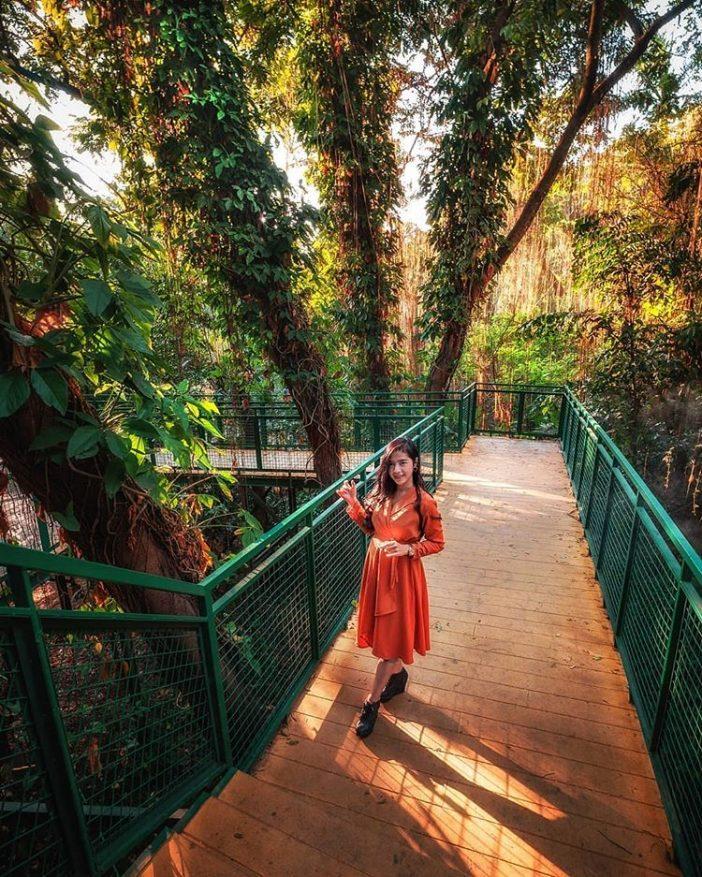 tempat wisata bandung babakan siliwangi