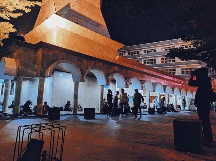 gambar masjid raya bandung