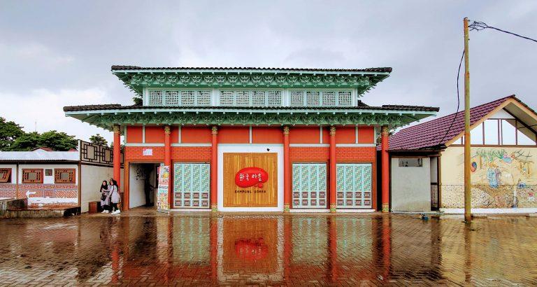 kampung korea