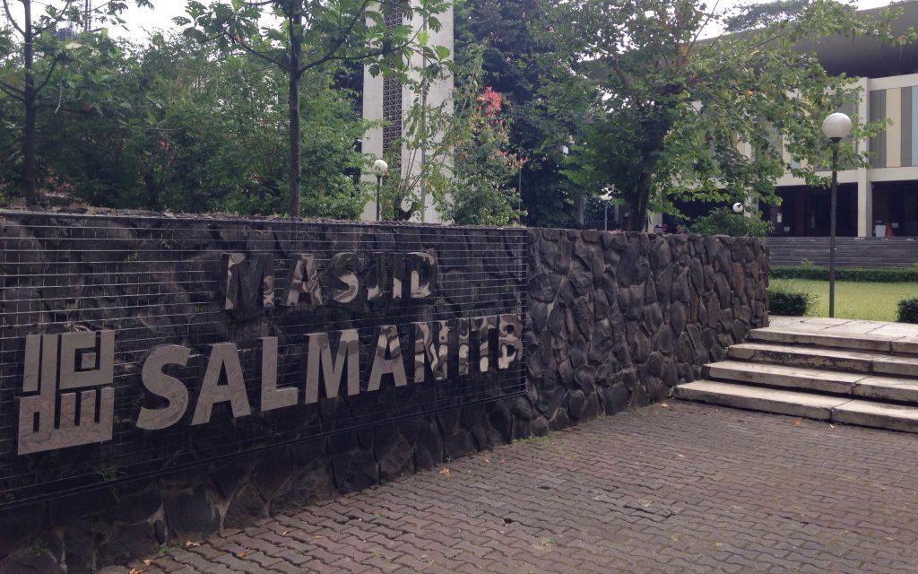 Masjid Salman ITB Bandung