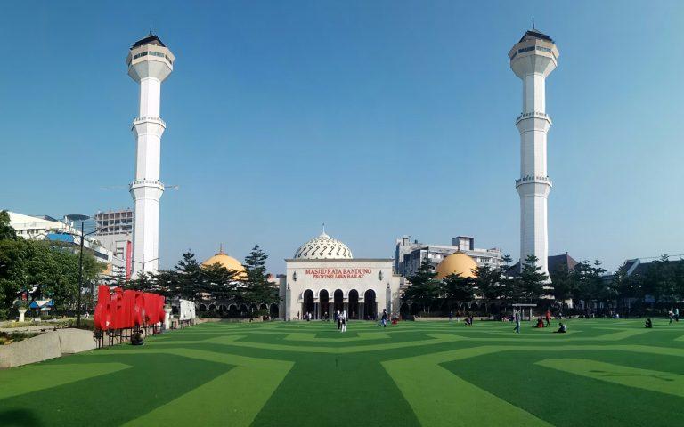 masjid bandung provinsi